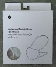 lululemon Double Strap Face Mask ocean mist