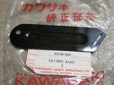 KAWASAKI NOS BATTERY BAND A1 A7 F3     32100-005