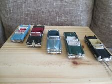 Lot 19 model cars (timeperiod: 1945-1950)