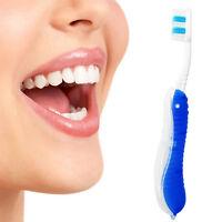 Hygiene Oral Einweg Faltbar Reise Zahnbürste Reinigung Werkzeuge Camping Hot