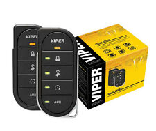 Viper 5806V 2 Way LED Car Alarm Security System With Remote Start System Starter