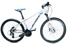 "17"" Sundeal M4 26"" Hardtail Mountain Bike Disc Shimano Altus 3x8 MSRP $499 NEW"