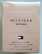 "TOMMY HILFIGER""HILFIGER WOMAN"" PEACH BLOSSOM EAU DE PARFUM 50 ML NEW/WRAPPED"