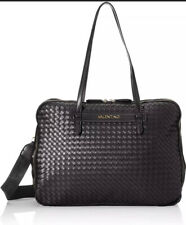 Valentino Bag By Mario Womens Doxy Shoulder Bag Black Leather RRP £149