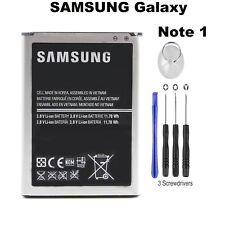 OEM 2500mAh Battery Replacement for Samsung Galaxy Note 1 i717 T879 N7000 +Tools