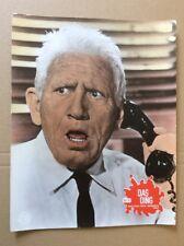 Ding - eine total, total verrückte Welt (Kinoaushangfoto ´63) - Spencer Tracy