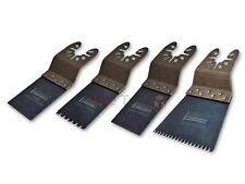 Smart H4MAK 4pc Multi Tool Blade Set, fits Fein, Bosch, Makita, DeWalt & more
