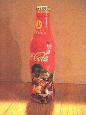 COCA COLA bouteille de collector  2014 à l'effigie DIABLES ROUGES mondial 2014