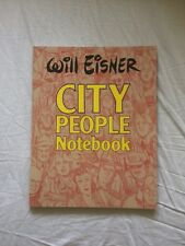 WILL EISNER CITY PEOPLE GRAPHIC NOVEL softcover
