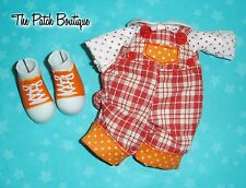 LALALOOPSY BOY GIRL DOLL CLOTHES FASHION PACK OUTFIT SHIRT OVERALLS PANTS SHOES