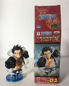 One Piece Gear Four Luffy - World Collectable Figure WCF FT01