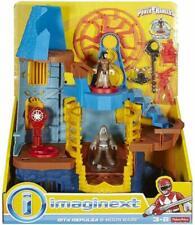 Fisher Price Imaginext Power Rangers Rita Repulsa and Moon Base Toy Play Set
