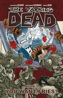 Varking Dead #1 Walking Dead #1 Homage Kirkman Tony Moore Cerebus Dave Sim
