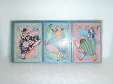 NEW Punch Studio Set of 15 Fashionistas Decorative Note Cards