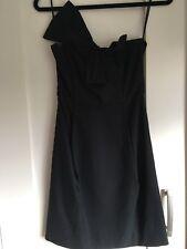 Stunning Derek Lam Black Cocktail Dress - Size 8