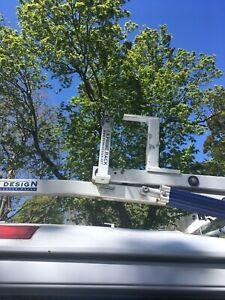 Ford Econoline Van Low Profile Ladder Rack