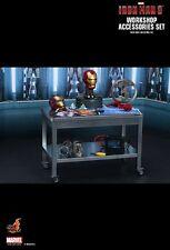 Hot Toys Iron Man 3 Workshop Accessories Set (ACS002/ IM3 WACS)