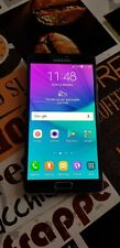 Telefono cellulare Samsung GALAXY NOTE 4 Nero - USATO - S-PEN non funzionante