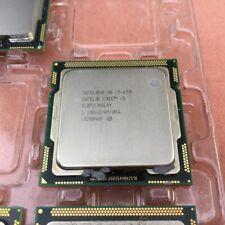 Intel Core i5-650 - Socket 1156 Dual-Core Procesador SLBTJ