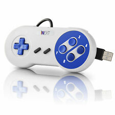 iNNEXT USB Controller SNES Super Games Remote Gamepad For Windows 7/8/10 & Mac