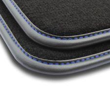 Fußmatten Doppelnaht si für Porsche Cayenne II ab Bj 2010-2018 von Mattenprofis