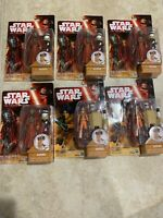 Star Wars Force Awakens Figure Lot #1 (Ezra Bridger / Sarco Plank)