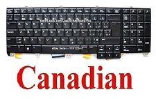 Keyboard for Alienware M17X R5 - CA Canadian Backlit