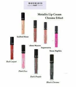 BOURJOIS Metallic Lip Gloss 3.6ml ~Great Gift Idea!