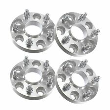 Set of 4 20mm 5Lug Hubcentric Wheel Spacers 5x4.5 66.1mm fits Nissan & Infiniti