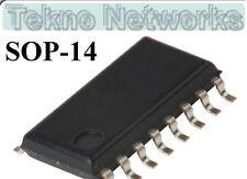 Motorola  -  SN74LS14DR2 Hex Schmitt Triggers Inverters -10pcs [ 74LS14 SOP-14 ]