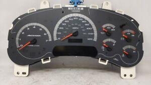 2005-2005 Isuzu Ascender Speedometer Instrument Cluster Gauges 10356467 86045