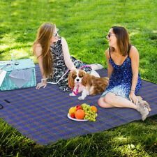 Outdoor Extra Large portable Waterproof Picnic Beach Blanket Rug Mat Travel Rug