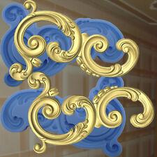 143 Fiori in stucco ornamento in silicone forma лепка in rilievo ornamento a soffitto