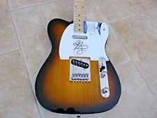 Brad Paisley Signed Autographed Electric Guitar Beckett BAS Certified