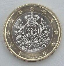 1 Euro Kursmünze San Marino 2015 unz