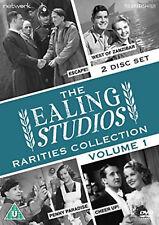 THE EALING STUDIOS RARITIES COLLECTION VOLUME 1 DVD GERALD DU MAURIER UK New R2