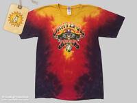 Grateful Dead Dead Ahead S, M, L, XL, 2XL, 3XL Tie Dye T-Shirt