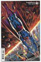 Superman #24 2020 Unread Bryan Hitch Variant DC Comics Brian Michael Bendis
