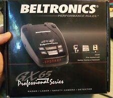 Beltronics GX65 Professional Series Radar Detector