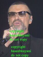 8x6 Photo Nine 2011 George Michael Royal Albert Hall Symphonica Concert Photo