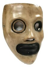 COREY TAYLOR AHIG DIRTY FIBREGLASS SLIPKNOT MASK FANCY DRESS HALLOWEEN COSPLAYER