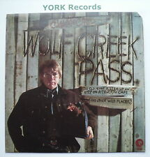 C W McCALL - Wolf Creek Pass - Excellent Condition LP Record MGM M3G 4989