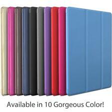 For iPad Air 2 Case Shockproof Folding Folio Magnetic Cover Auto Sleep/Wake
