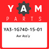 YA3-1G740-15-01 Yamaha Avr ass'y YA31G7401501, New Genuine OEM Part