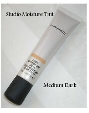 MAC STUDIO MOISTURE Tint SPF15 Medium Dark TINTED MOISTURIZER Foundation NIB