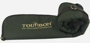 Tourbon Shotgun Case Hunting Slip Bag Military Cover Nylon Foldable Scabbard US