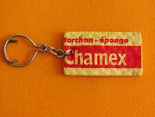 PORTE-CLES 1960-1970 EPONGE TORCHON CHAMEX MONOPRIX
