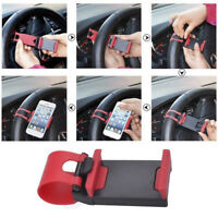 Car Auto Decorative Accessories Clip Steering Wheel Bike Handlebar Holder Gift
