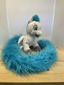 "Disney Parks Baby Pegasus Hercules 60"" Long Tail Plush Stuffed Doll Boa"