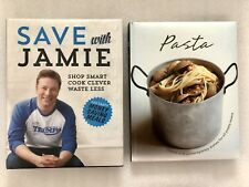 Save With Jamie Oliver Shop Smart, Cook Clever, Waste Less & Pasta Cookbook Book